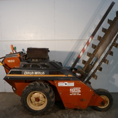 Northgate Rent All TRENCHER DITCH WITCH