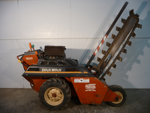 Bobcat Of Brantford >> Northgate Rent-All » TRENCHER-DITCH WITCH