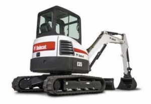 BOBCAT MINI EX
