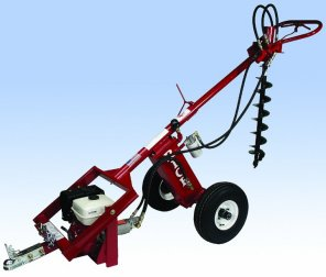 TOW BEHIND AUGER