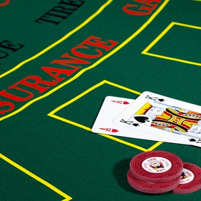 BLACKJACK MAT
