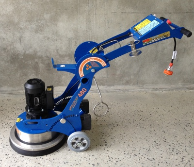 Northgate Rent All 187 Floor Grinder With Diamond Blade